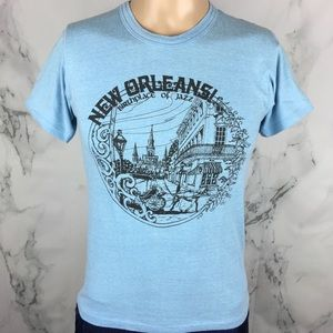 1980s New Orleans Jazz T-shirt
